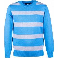 Джемпер для хлопчика Flash 17B904-1800-417/3 Синій з сірим, Розмір 140