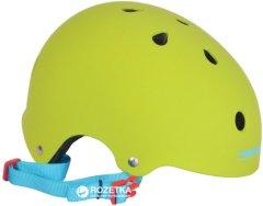 Шлем защитный Tempish Skillet X размер S/M Салатовый (102001084(lucky)S/M) (8592678087428)