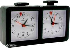Шахматные часы Duke Кварцевые 20 х 10 х 5.5 см Черные (DN27888)
