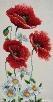 Набор для вышивания бисером ВДВ Полевые цветы (ТН-0792)