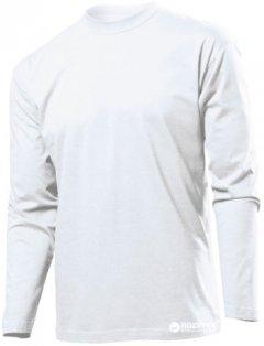 Футболка с длинными рукавами Stedman ST2500-WHI XL Белая (4043738106428)