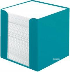 Бумага для заметок Herlitz 90х90 мм 700 листов Colour Blocking Caribbean Turquoise бирюзовый бокс (50015870)