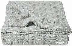 Плед Cosas Kos Grey 75x95 (4822068695273)