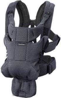 Рюкзак Baby Bjorn Carrier Move Антрацитовый (99013) (7317680990136)