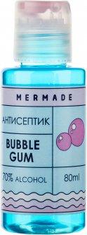 Антисептик для рук Mermade Bubble Gum 80 мл (2000000195353)