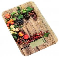 Весы кухонные электронные Rotex RSK14-P Grape
