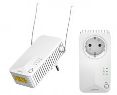 Комплект адаптерів Powerline Strong Powerline Wi-Fi 500 DUO