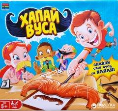 Настольная игра Kingso Toys Шлёп Усы (JT007-46) (6505286894946)