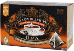 Чай черный Sun Gardens OPA 20 пакетиков-пирамидок 2.5 г 50 г (4820082703400)