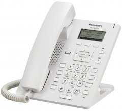 IP-телефон Panasonic KX-HDV100 White (KX-HDV100RU)