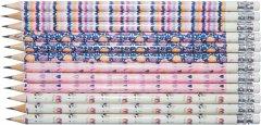 Набор карандашей чернографитных Malevaro Pink Angel Notes HB 60 шт (AN11013) (6930659611013)