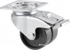 Сдвоенный поворотный ролик с тормозом TENTE 2975 UOO 050 P40 (31003)