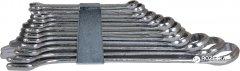 Набор ключей рожково - накидных Grad 12 предметов 6 - 22 мм (6010095)