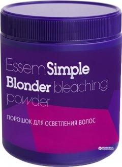 Порошок для осветления волос Essem Simple Blonder Bleach 500 г (4690494024963)