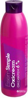 Оксикрем для крем-красок и осветлителей Essem Simple 6% 1000 мл (4690494024765)