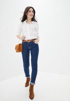 Джинсы WhyNotDenim Jeans slim fit синие W25 (jt1-25)
