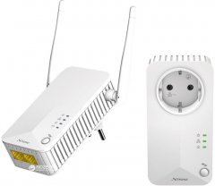 Комплект адаптеров Powerline Strong Wi-Fi 500 Duo