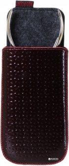 Чехол для ножниц и кусачек Red Point Prime Бордо (ВП.03.К.04.09.000)