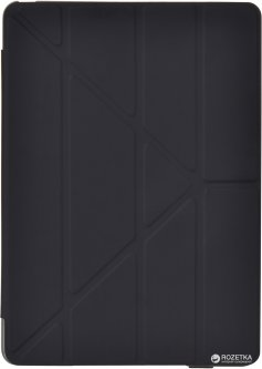 Обложка-подставка 2E Y-Case для Apple iPad A1893 New 2018 Black (2E-IP-2018-MCYCBT)