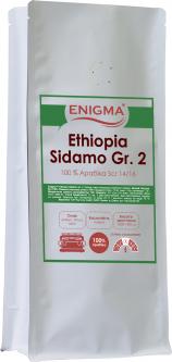 Кофе в зернах Enigma Ethiopia Sidamo Grade 2 Ato Tona Specialty 1 кг (4000000000004)