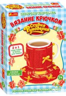 Набор для творчества Ranok-Creative Чехол на чашку. Бантики (4823076133719) (15185005Р)
