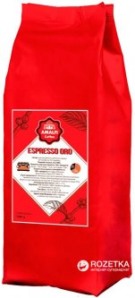 Кофе в зернах Amalfi Espresso Oro 1 кг (4000000000012)