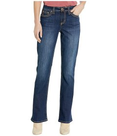 Джинси Seven7 Jeans Embellished Bootcut Jeans in Challenger Challenger, S (42) (10695885)