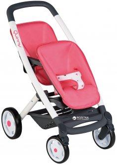Коляска Smoby Toys Maxi-Cosi & Quinny для близнецов (253298) (3032162532980)