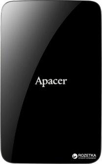 "Жесткий диск Apacer AC233 2TB 5400rpm 8MB AP2TBAC233B-1 2.5"" USB 3.1 External Black"