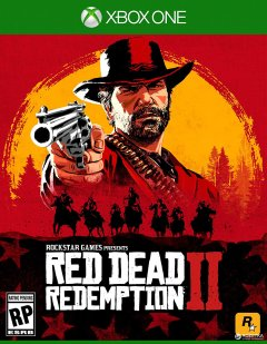 Игра Red Dead Redemption 2 для Xbox One (Blu-ray диск, Russian subtitles)