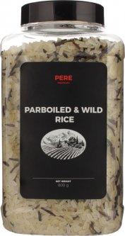 Смесь риса Pere пропаренного и дикого 800 г (4820191590533)