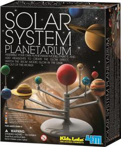 Модель Солнечной системы своими руками 4M (00-03257)