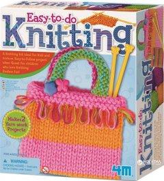 Мой первый набор для вязания спицами 4M (00-02753)