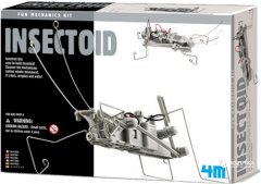 Робот-инсектоид своими руками 4M (00-03367)