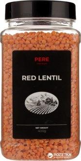 Чечевица Pere Красная 400 г (4820191591400)
