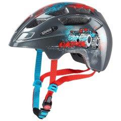 Велосипедный шлем Uvex Finale Junior 51 - 55 см Force Patrol (4043197310343)