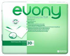 Пеленки гигиенические Evony 60 х 90 30 шт (8690536804368)