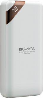 УМБ Canyon 20000 mAh White (CNE-CPBP20W)