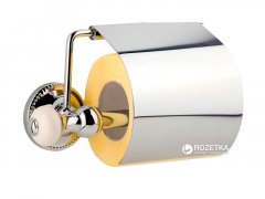Держатель для туалетной бумаги KUGU Pan (011C)