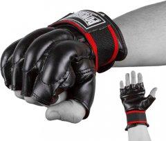 Перчатки шингарды MMA PowerPlay 3094 S Черные (PP_3094_S_Black)