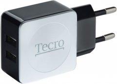 Зарядное устройство Tecro TR-CHG02-BW White-Black