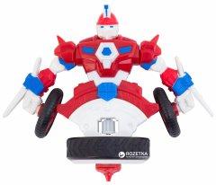 Волчок - бейблейд Spolky SpinFighters Transform Blazing Red (969501) (2451359695016)