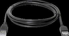 Кабель Defender USB02-10 USB2.0 AM-AF 3 м (87453)