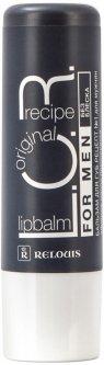 Бальзам для губ Relouis L.O.R.Lipbalm Original Recipe №1 для мужчин с лемонграссом 4.3 г (4810438024136)