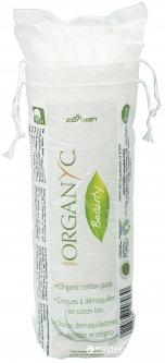 Ватные диски Corman Organyc Beauty Cotton Pads из органического хлопка круглые 70 шт (8016867007030)