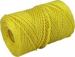 Шпагат полипропиленовый Радосвіт 200 м Желтый (4820172931652)
