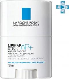 Стик для тела La Roche Posay Lipikar успокаивающий, восстанавливающий 15 мл (3337875566254)