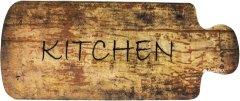 Коврик для кухни IzziHome Cooky Kitchen Wood 50x125 (2200000541956)