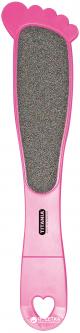 Терка педикюрная для девушек Titania 3028 Розовая (4008576316156_Girl_pink)