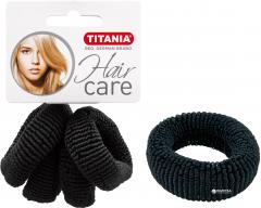 Набор резинок для волос Titania 7874 Черная (7874)